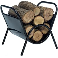 Prado Hodor Şömine Odun Kovası, Odunluk, Şömine Odunluğu 20