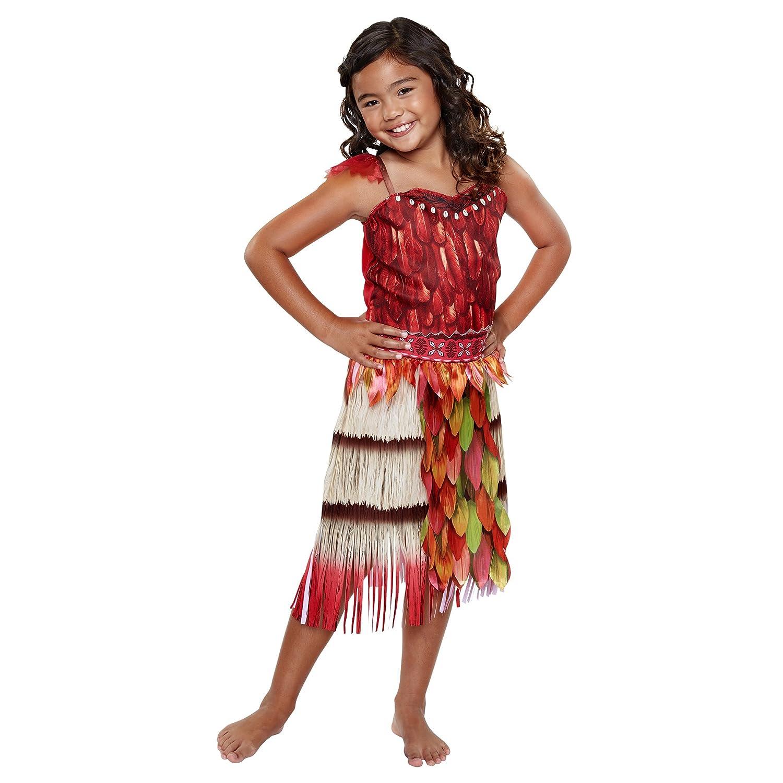 1ac18ba169a7 Amazon.com  Disney Moana Girls Adventure Outfit