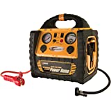 Wagan 400-Watt Power Dome Jump Starter with Built-In Air Compressor and LED Utility Light