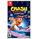 Crash Bandicoot 4: It's About Time - Standard Edition - Nintendo Switch