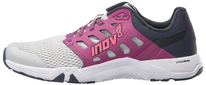 Inov-8 Women's All D Train 215 Cross-Trainer Shoe B01G50O0L8 10 D All US Light Grey/Purple/Navy b3721f