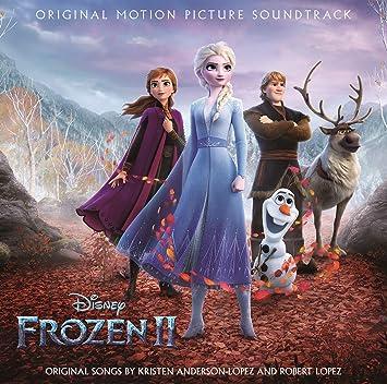 Frozen II (Original Motion Picture Soundtrack) - Amazon.com Music