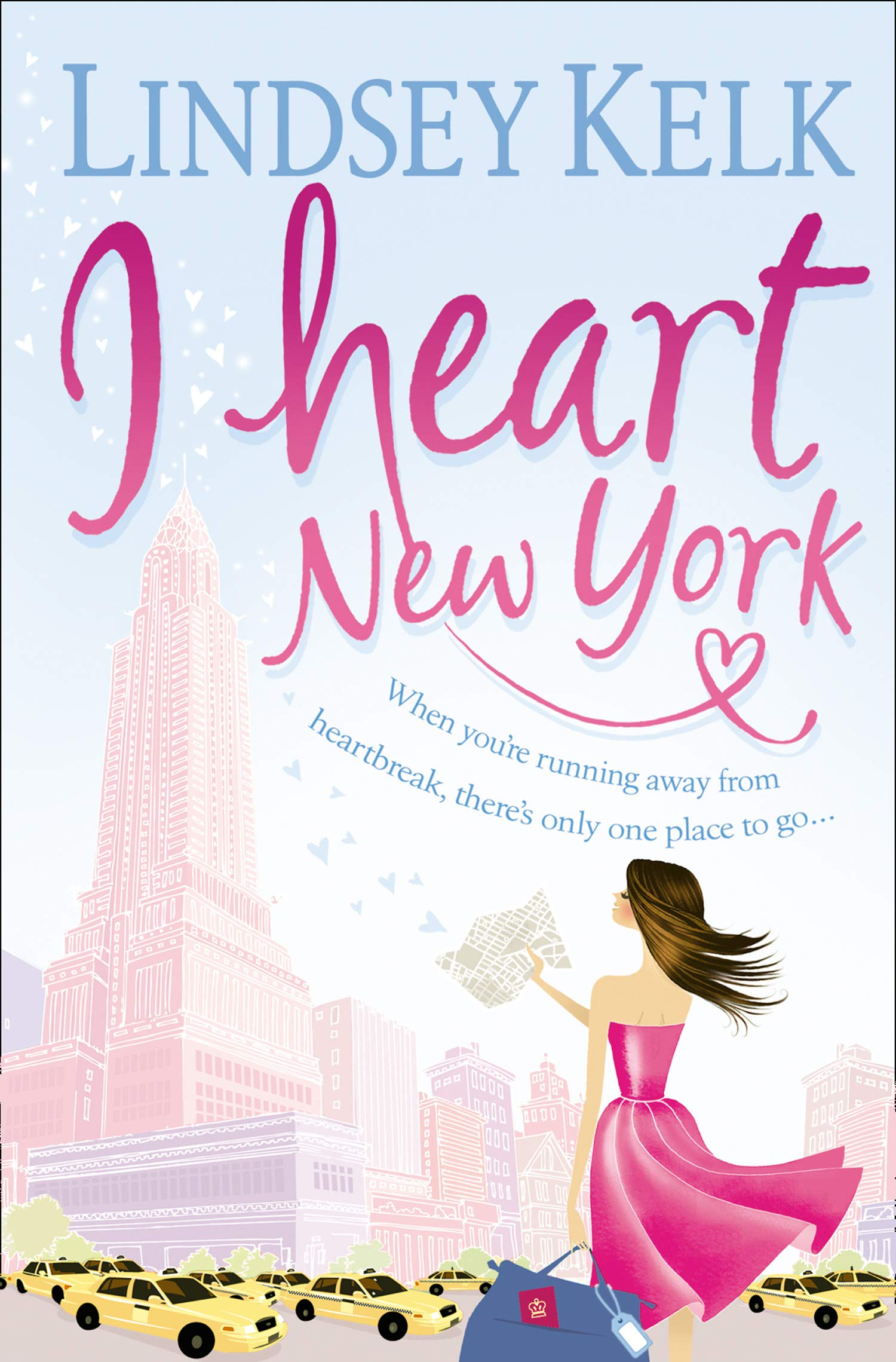 I Heart New York Book