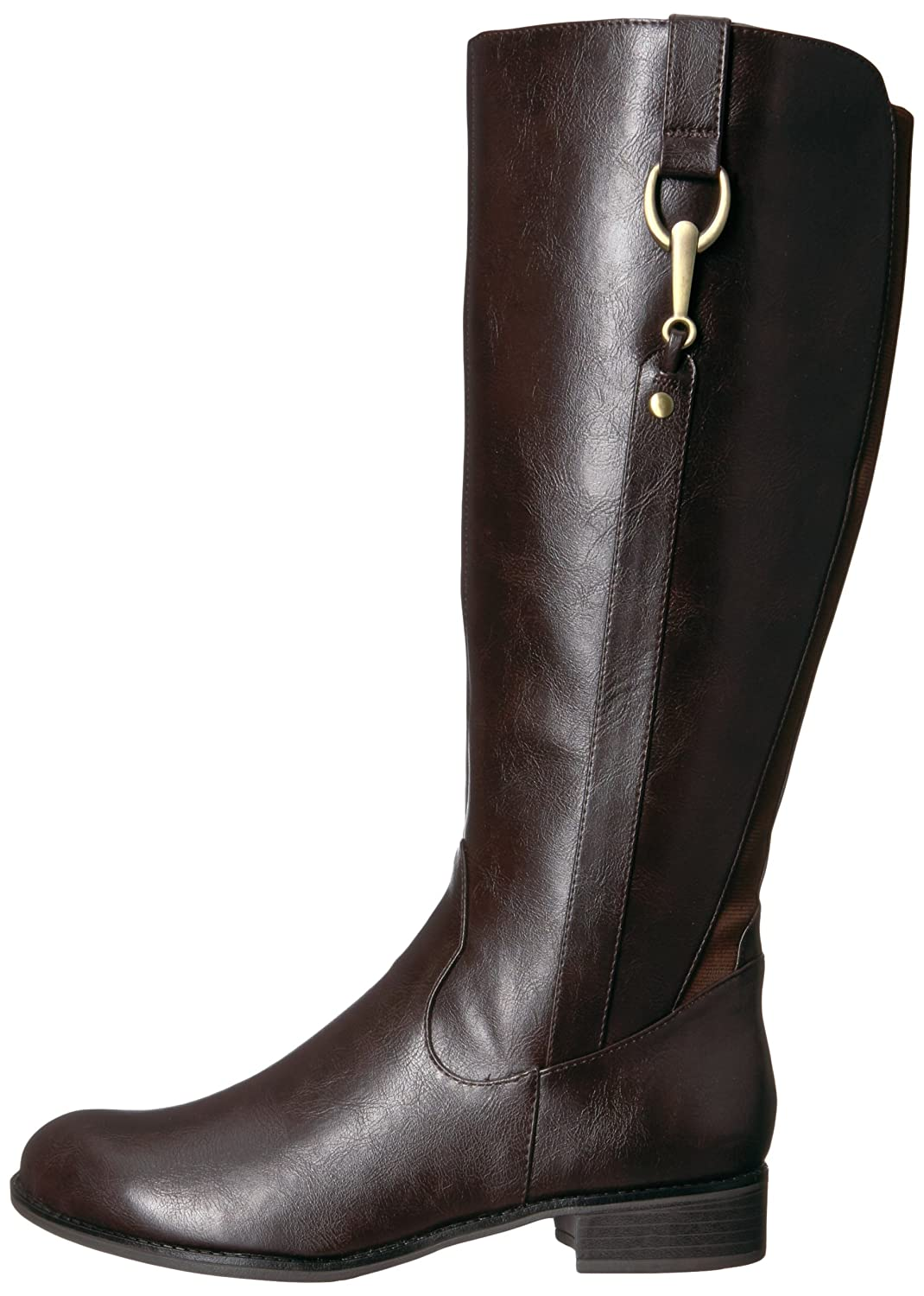 9044a91414d4 LifeStride Women s Sikora Riding Boot B07325P51C 9 B(M) B(M) B(M) US ...