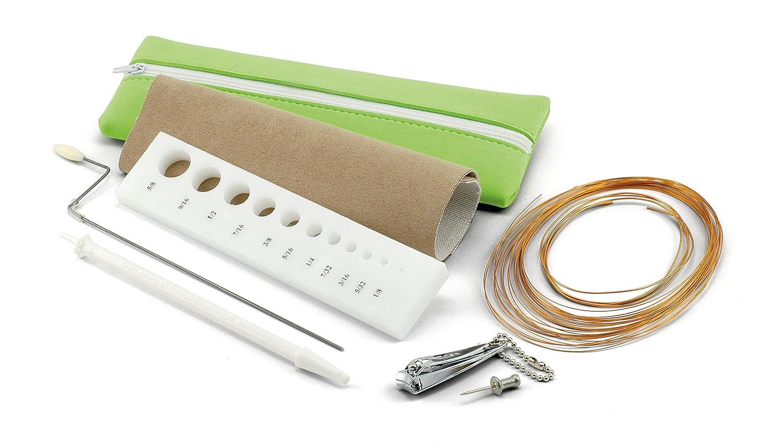 Amazon.com: Artistic Wire, Lazee Daizee Viking Knit Kit