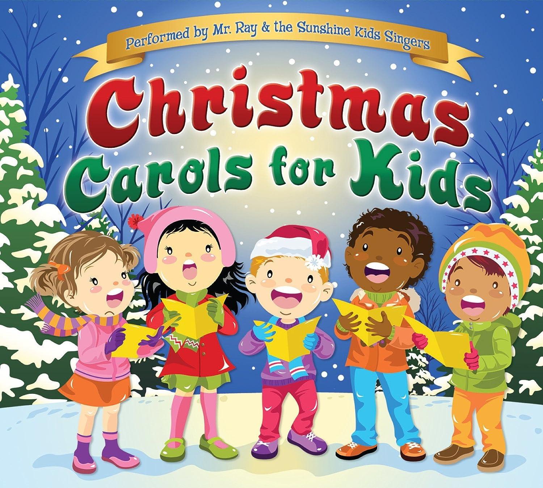 Mr. Ray & the Sunshine Kids Singers - Christmas Carols For Kids ...