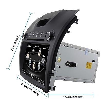 Amazon.com: Touch Screen Car DVD GPS Player for Chevrolet S10 Trailblazer Isuzu D-max Navigation Radio Bt Tv Ipod 3g Free Map: Car Electronics