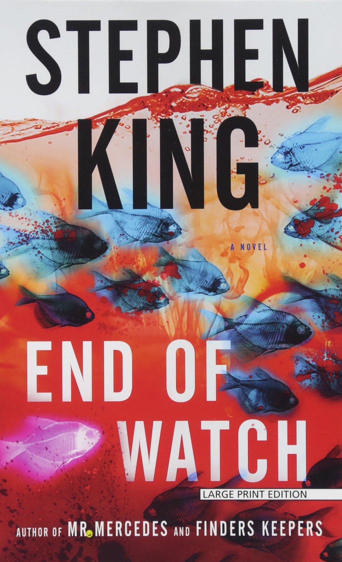 End Of Watch (Thorndike Core) PDF