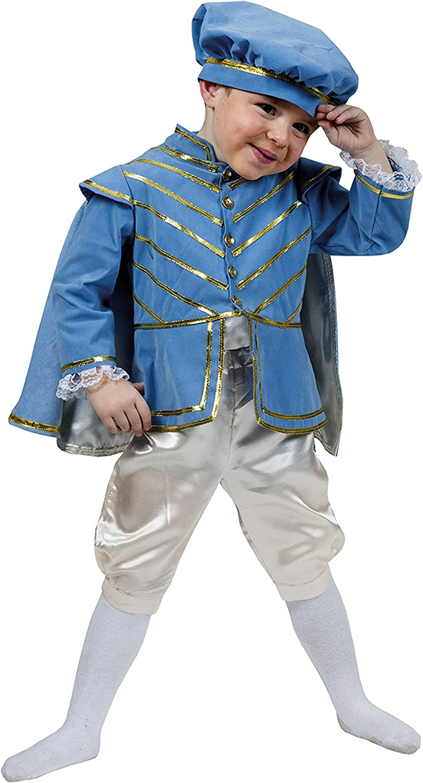 Disfraz Planet® Príncipe de disfraz para niños diseño de El ...