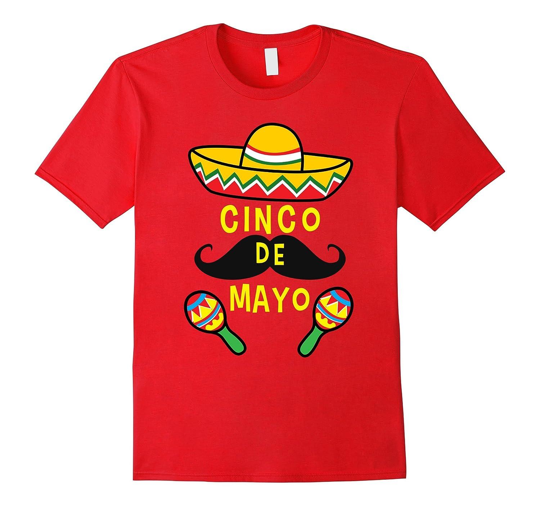 Cinco de Mayo Shirt Women Men Kids Funny Costume 5 May 5th-Vaci