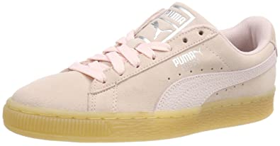 the best attitude c0170 91b6f Puma Suede Classic Bubble Wn s, Sneakers Basses Femme, Rose (Pearl), 36