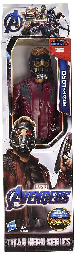 Marvel Avengers Endgame Titan Hero Series Star-Lord 12-Inch ACTION FIGURE