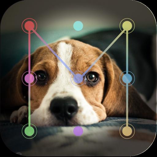 Puppy Lock Screen : Puppy password - Jersey Outlet Mall Garden