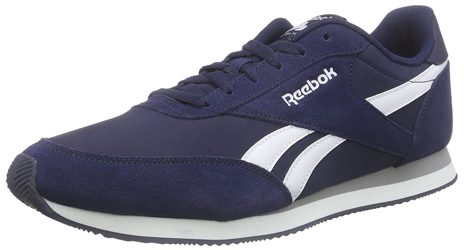 36610ed09b52a Reebok Men s Royal Classic Jogger 2 Running Shoes  Amazon.co.uk  Shoes    Bags