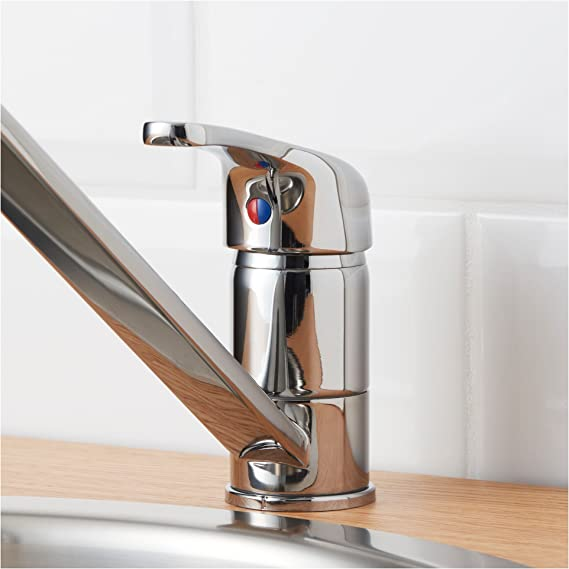 chrom/é Ikea Lagan robinet utilisable /à une main pour cuisine