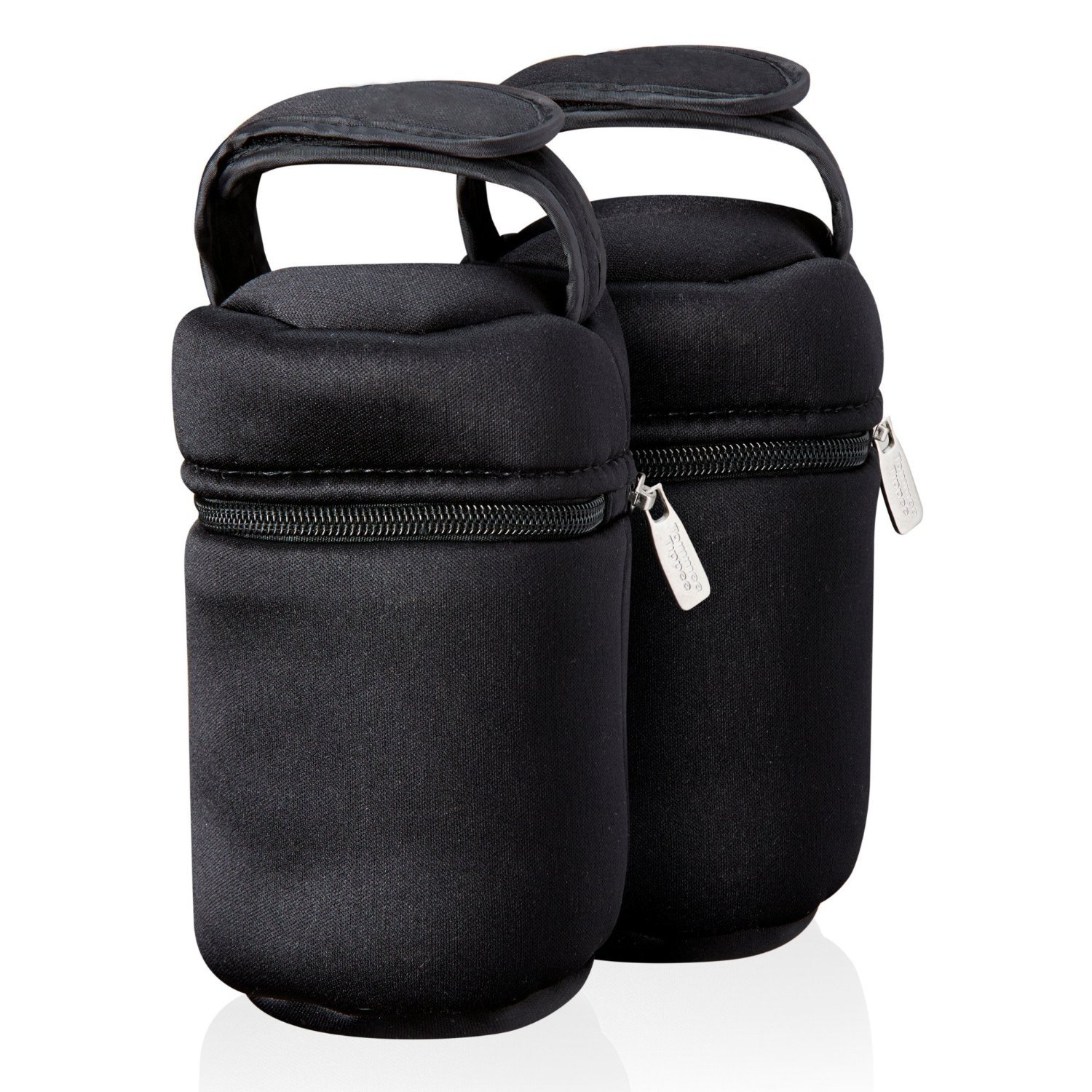 Insulated Bottle Carriers -Pack of 2 by RIVENBERT