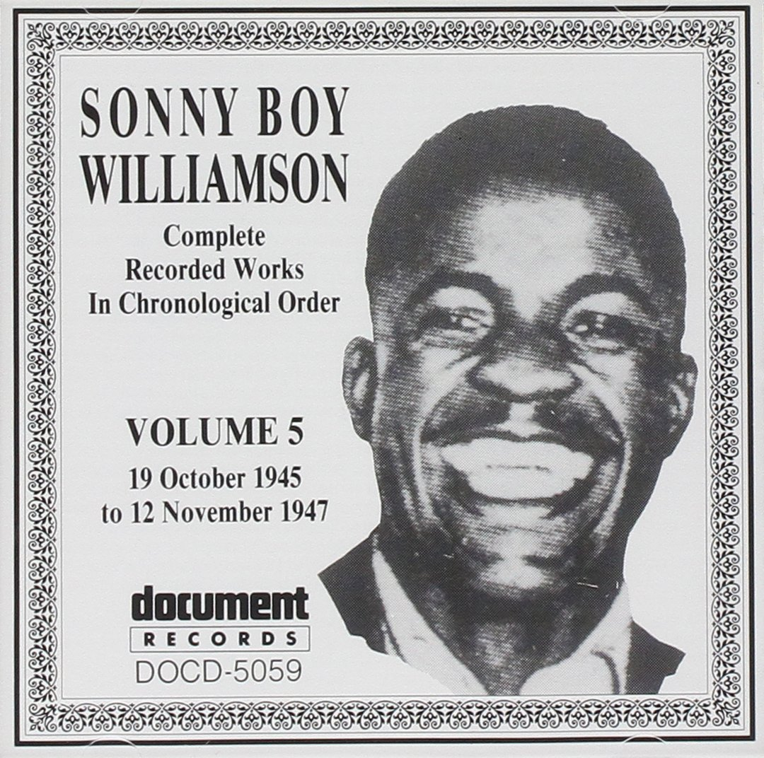 Sonny Boy Williamson 1945-47