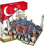 """CubicFun 3D Puzzle MC-Serie """"Hagia Sophia - Istanbul"""""""