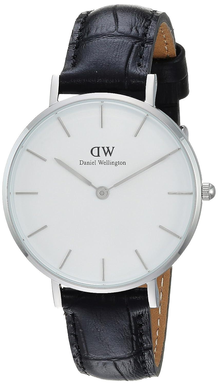 a0628e920537 Amazon.com  Daniel Wellington Classic Petite Reading in White 32mm  Watches