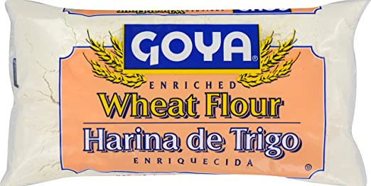Amazon.com : Goya Foods Wheat Flour, 24-Ounce (Pack of 12) : Wheat Flours And Meals : Grocery & Gourmet Food