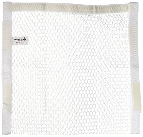 7db3282b4ab42 Household Essentials 135 Polyester Sneaker Wash and Dry Bag for Laundry  Machines - White