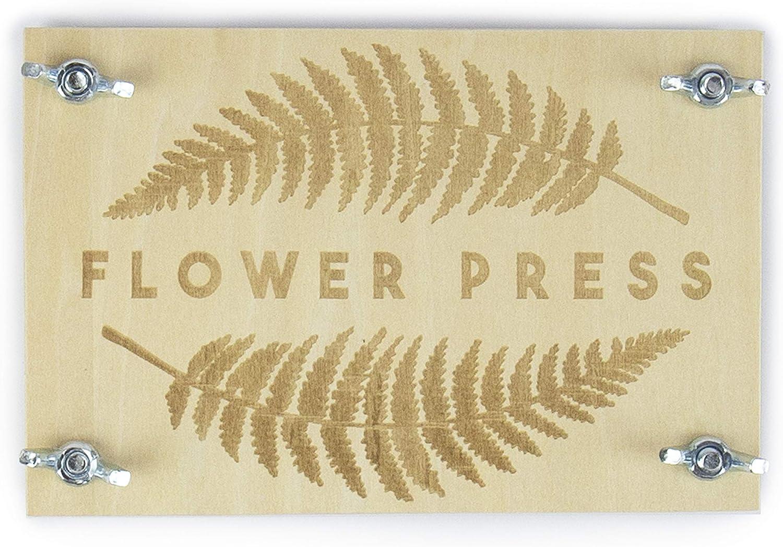 Gift Republic Kit de prensa de flores para manualidades, multi