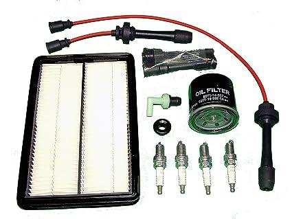 Amazon.com: TBK Tune Up Kit Mazda Protege 5 2.0L 2002 to 2003 ...