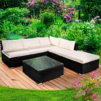 Beautiful Poly Rattan Gartenmbel Lounge Mbel Sitzgruppe Sofa With Polyrattan  Gartenmbel Lounge