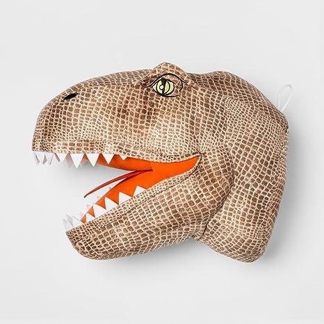 Amazon.com: Jurassic World - Cojín de dinosaurio, color ...
