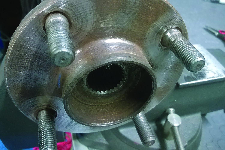 Moyeu De Nettoyage Tool Set 6pc7197 Laser
