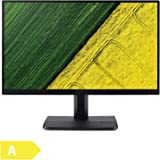 Acer ET241Y 23.8-inch Full HD Monitor (IPS panel, 4ms, ZeroFrame, HDMI, VGA, Black)
