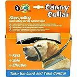 Canny Dog Collar Black Größe 6