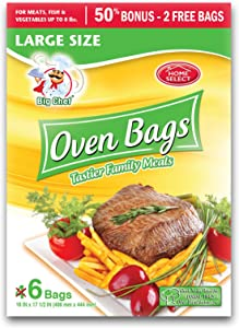 Home Select Oven Bags