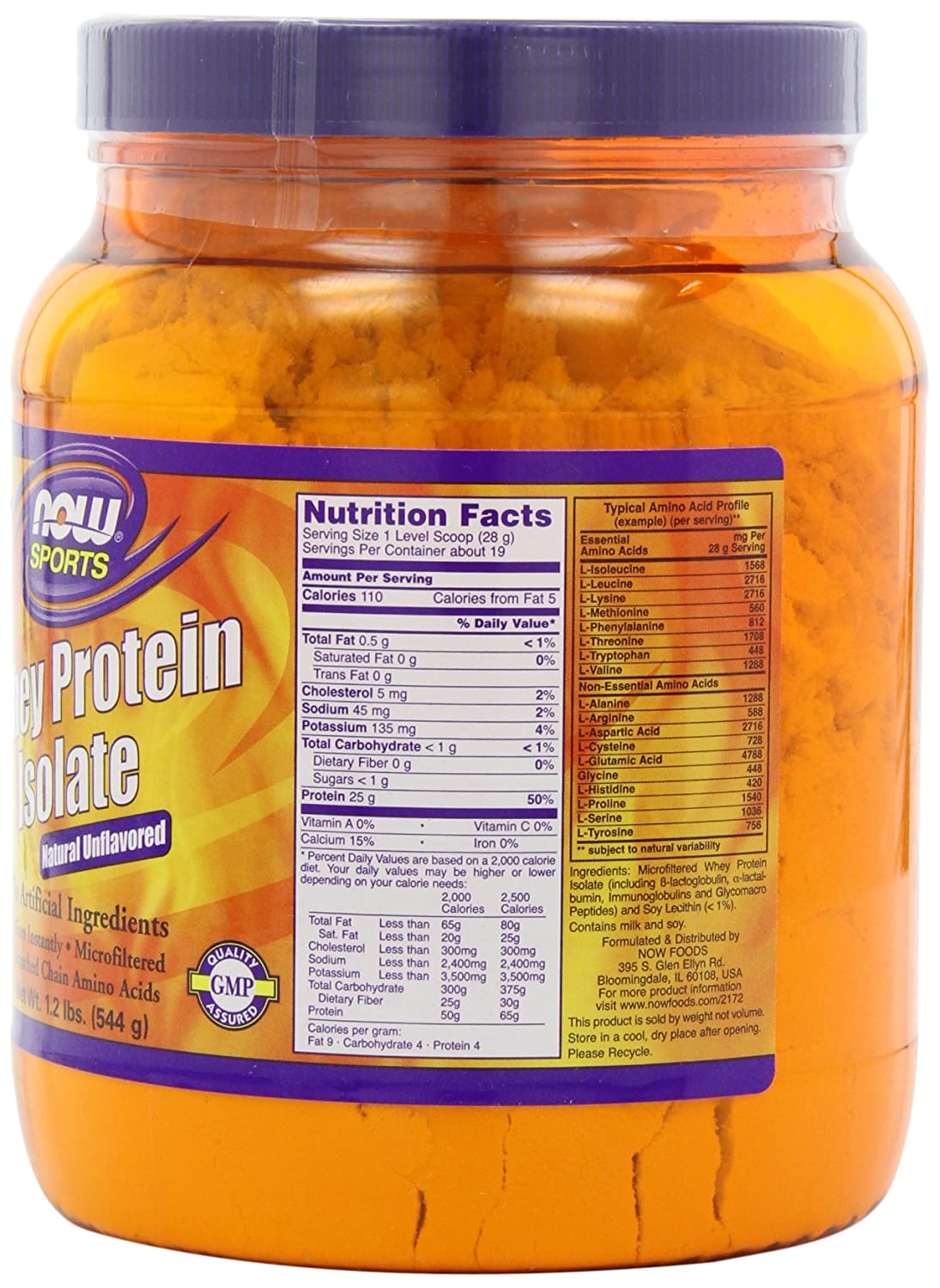 cheap now whey protein isolate