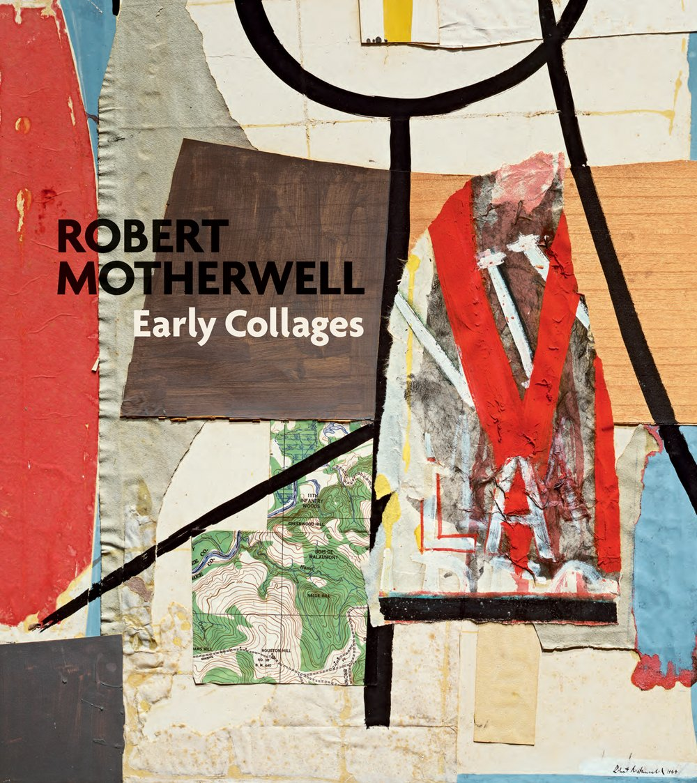 robert motherwell early collages susan davidson megan fontanella brandon taylor jeffrey warda robert motherwell amazoncom books - Picture Collages