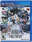 World of Final Fantasy - PlayStation Vita - PlayStation Portable, Dia 1 Edition