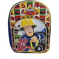 Fireman Sam Arch Pocket Children's Backpack, 32 cm, 9 Liters, Multicoloured