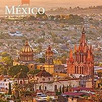 Mexico 2019 Square Wall Calendar