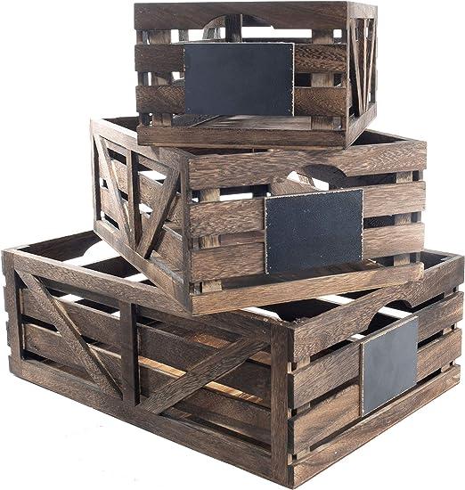 "wood storage crate- display crate see item detail wood crate 18/"" wooden crate"