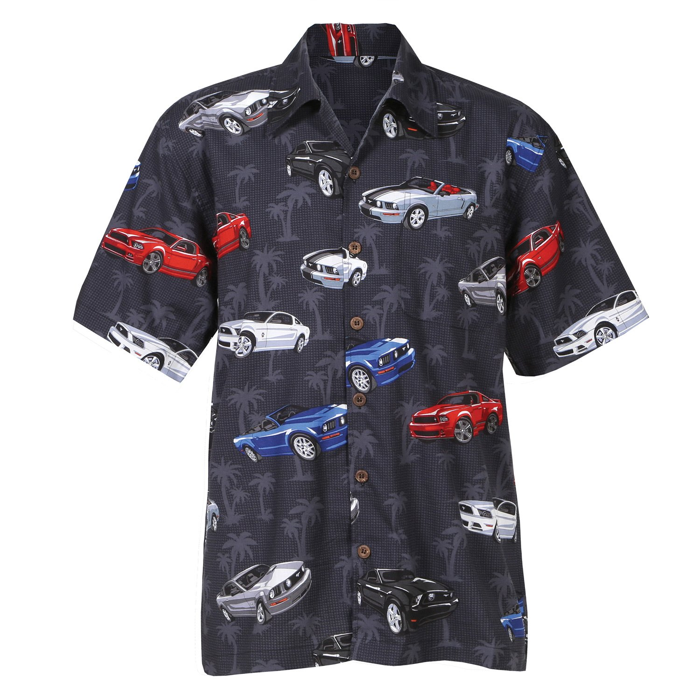 Ford New Mustang Camp Shirt