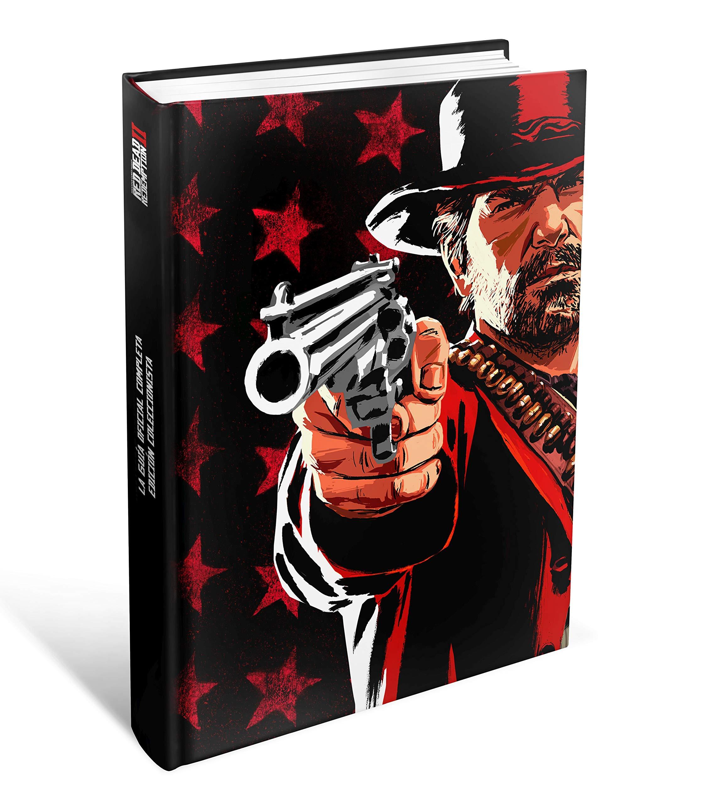 Red Dead Redemption 2 - La Guía Completa Oficial: Edición Coleccionista Tapa dura – 26 oct 2018 Piggyback 191101563X