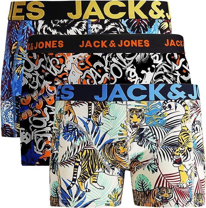JACK /& JONES Calzoncillos para Hombre