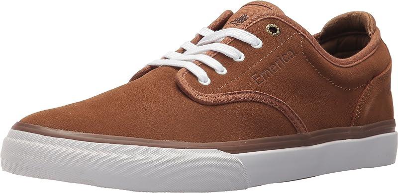 Emerica Wino G6 Sneakers Skateboardschuhe Herren Braun/Weiß