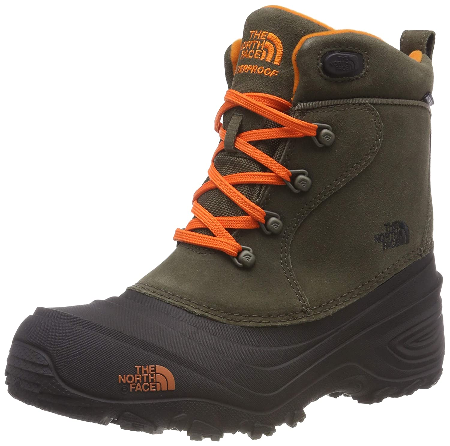 b933bebbc THE NORTH FACE Unisex Kids' Chilkat Lace Ii High Rise Hiking Boots