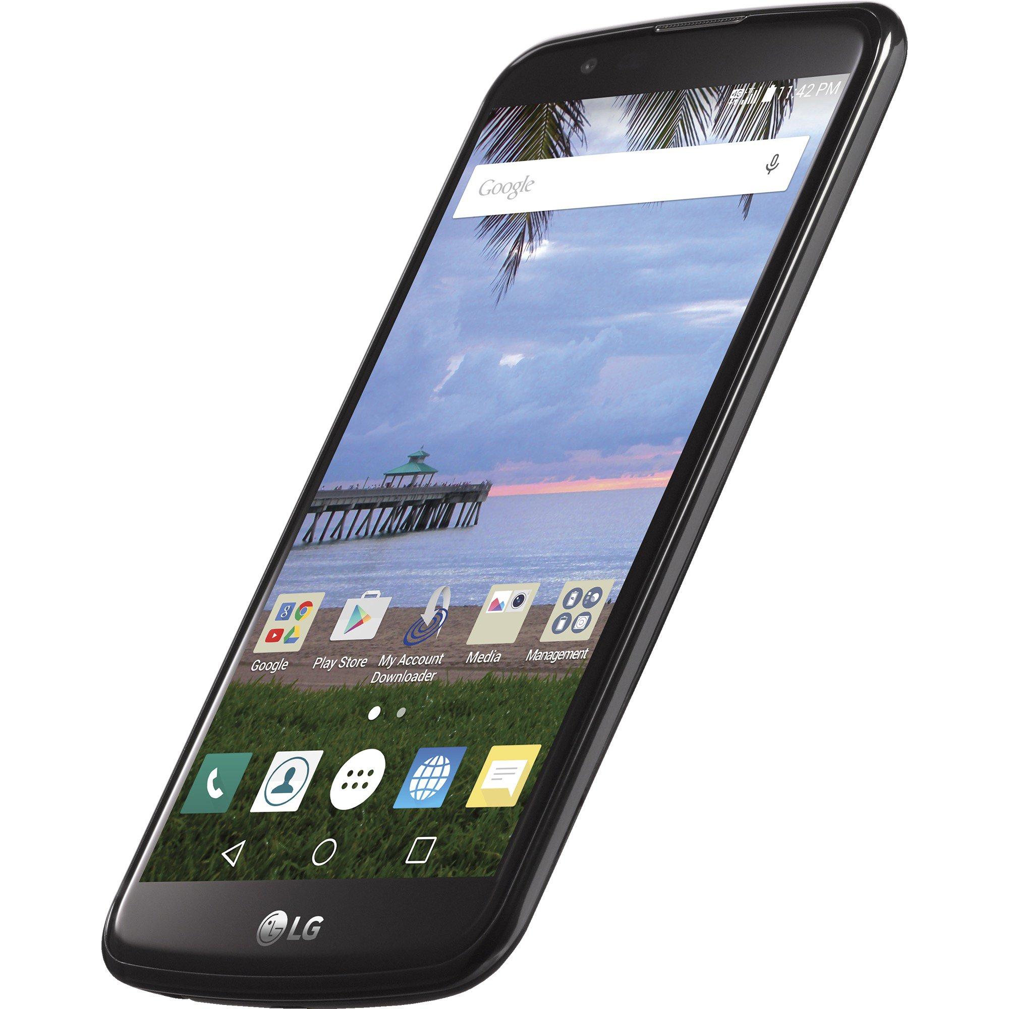 TracFone LG Premier 4G LTE CDMA Prepaid Smartphone by TracFone (Image #4)