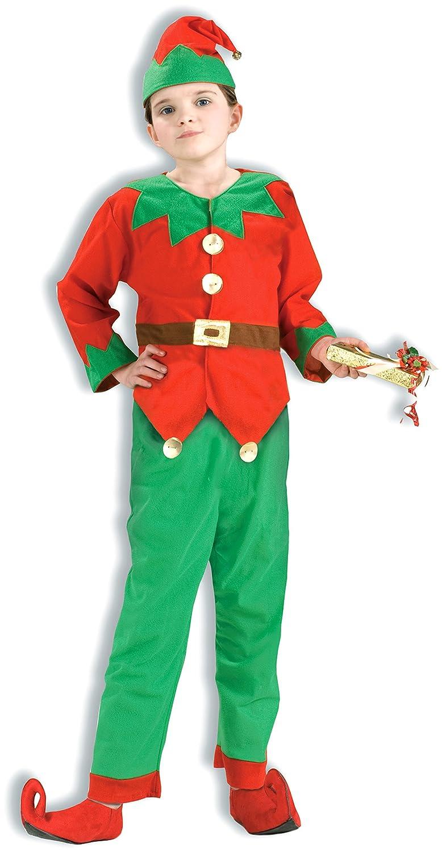 Amazon.com: Forum Novelties Children's Simply Elf Costume: Toys ...