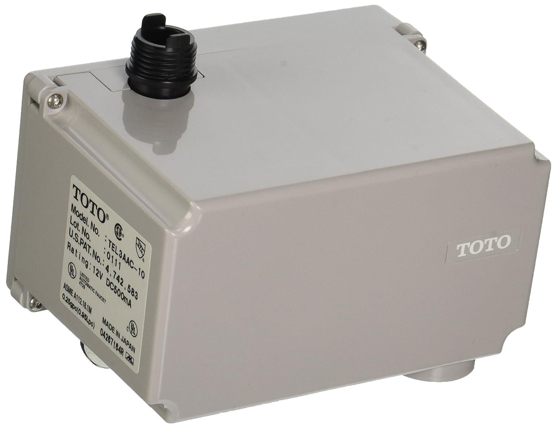 Toto TH653ECV1 CONTROL BOX (10 SECOND): Amazon.co.uk: DIY & Tools