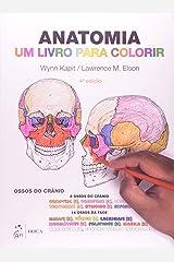 Anatomia: Um Livro Para Colorir Paperback