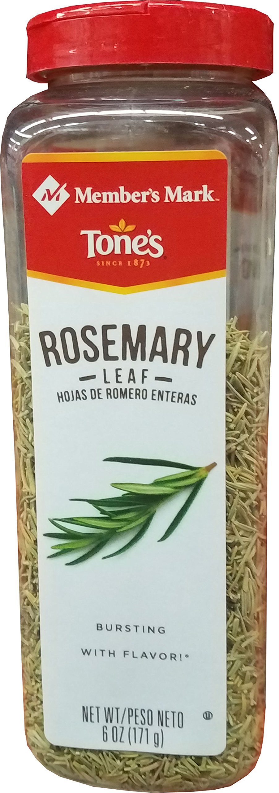 Member's Mark Rosemary Leaves by Tone's, 6 Ounce