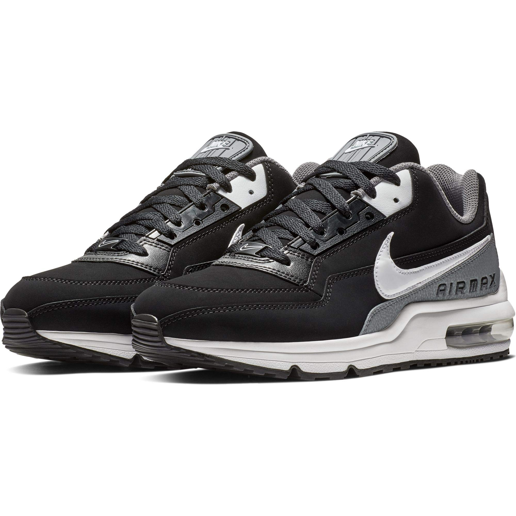 new concept c46d0 82058 Galleon - Nike Air Max LTD 3 Men s Shoes Black Dark Grey White Bv1171-001  (10 D(M) US)